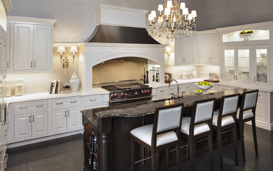Design Brief Elegant Transitional Inset Kitchen