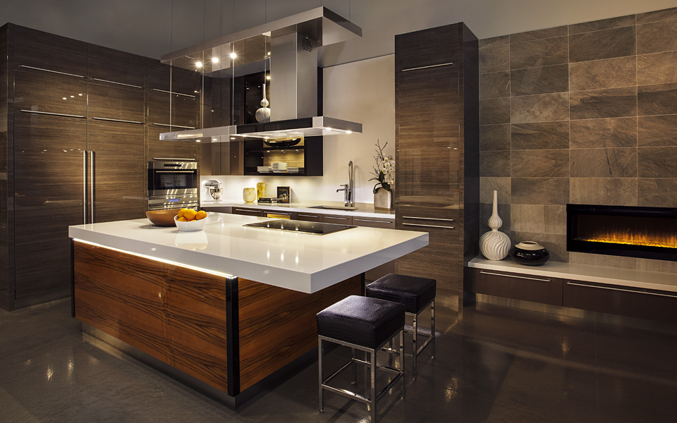 kitchen lighting ideas for high ceilings - Design Brief High Contemporary Kitchen Bellasera