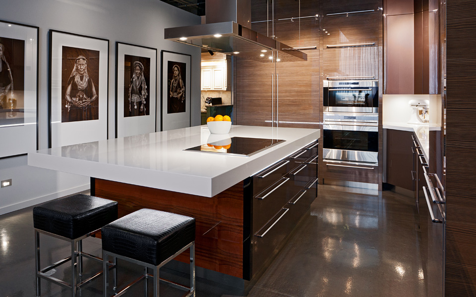 Design Brief: High Contemporary Kitchen - Bellasera ... on Modern Kitchen Design  id=97713