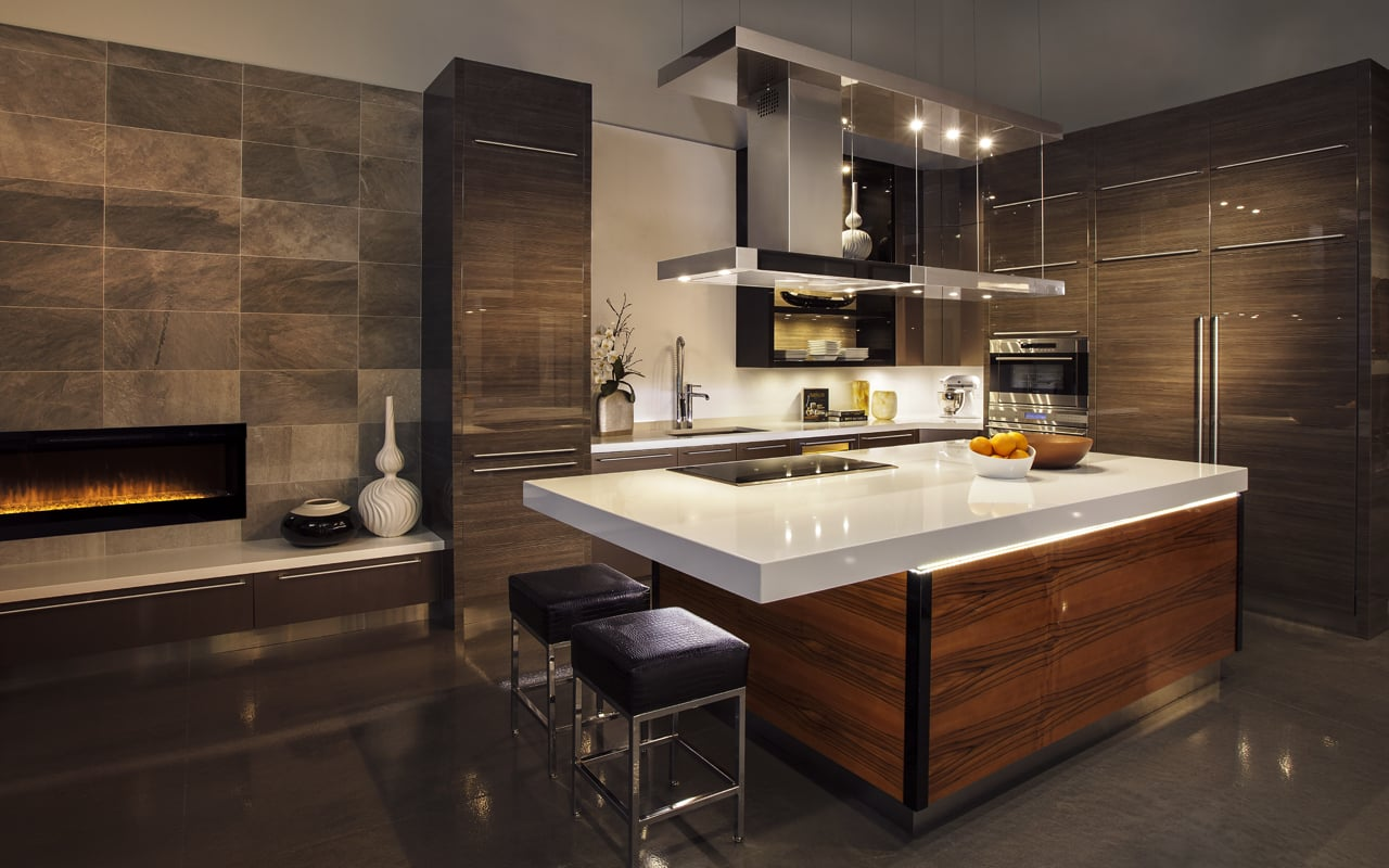 Luxury kitchens bathrooms calgary bellasera for More kitchen designs